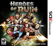 Heroes of Ruin para 3DS