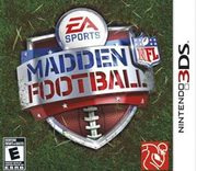 Madden NFL Football para 3DS