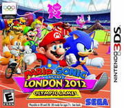 Mario & Sonic at the London 2012 Olympic Games para 3DS