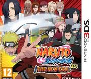 Naruto Shippuden: The New Era para 3DS