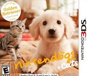 Nintendogs + Cats: Golden Retriever & New Friends para 3DS