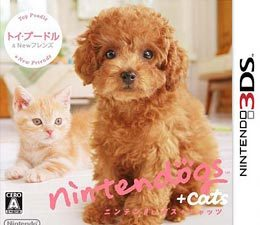 Nintendogs + Cats: Toy Poodle & New Friends para 3DS