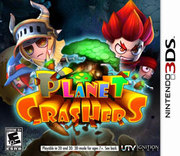 Planet Crashers para 3DS