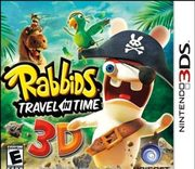 Rabbids Travel in Time 3D para 3DS