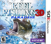 Reel Fishing Paradise 3D para 3DS