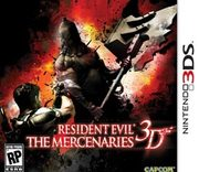 Resident Evil: The Mercenaries 3D para 3DS