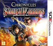 Samurai Warriors Chronicles para 3DS