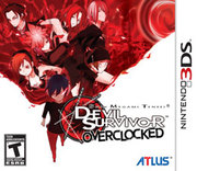 Shin Megami Tensei: Devil Survivor Overclocked para 3DS