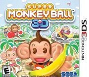 Super Monkey Ball 3D para 3DS