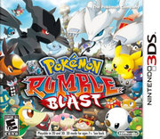 Pokemon Rumble Blast para 3DS