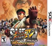 Super Street Fighter IV: 3D Edition para 3DS