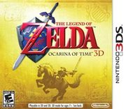 The Legend of Zelda: Ocarina of Time 3D para 3DS