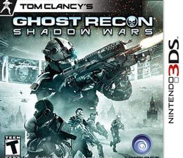 Tom Clancy-s Ghost Recon: Shadow Wars para 3DS