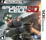 Tom Clancy-s Splinter Cell 3D para 3DS