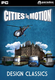 Cities in Motion: Design Classics para PC