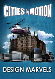 Cities in Motion: Design Marvels para PC