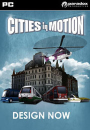 Cities in Motion: Design Now para PC