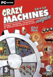 Crazy Machines para PC