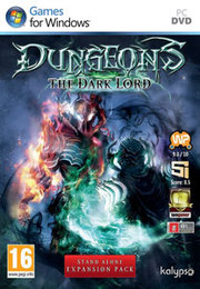 Dungeons - The Dark Lord para PC