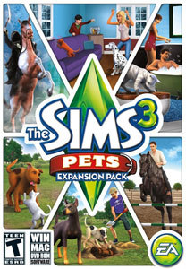 The Sims 3: Pets para PC