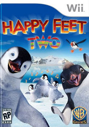 Happy Feet Two - The Videogame para Wii