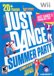 Just Dance Summer Party para Wii