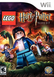 LEGO Harry Potter: Years 5-7 para Wii