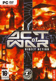 Act of War: Direct Action para PC
