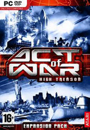 Act of War: High Treason para PC