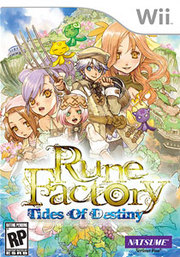 Rune Factory: Tides of Destiny para Wii