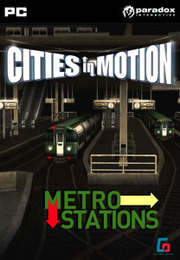 Cities in Motion: Metro Stations para PC
