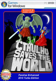 Cthulhu Saves the World para PC