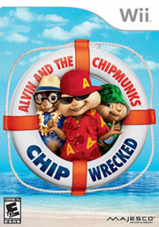 Alvin and the Chipmunks: Chipwrecked para Wii