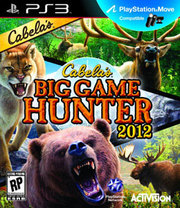 Cabela-s Big Game Hunter 2012 para PS3