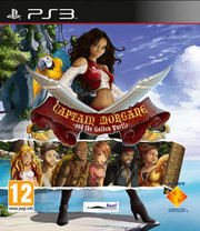 Captain Morgane and the Golden Turtle para PS3