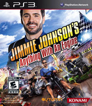 Jimmie Johnson-s Anything With an Engine para PS3