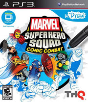 Marvel Super Hero Squad - Comic Combat para PS3