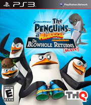 The Penguins of Madagascar: Dr Blowhole Returns - Again! para PS3
