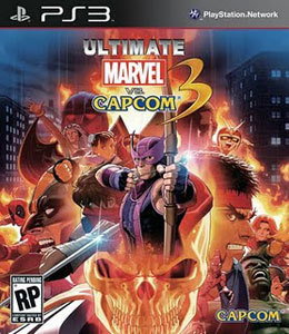 Ultimate Marvel vs. Capcom 3 para PS3