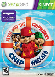 Alvin and the Chipmunks: Chipwrecked para XBOX 360