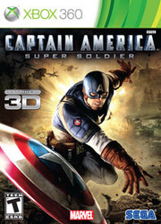 Captain America: Super Soldier para XBOX 360