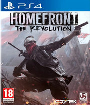 Homefront: The Revolution para PS4