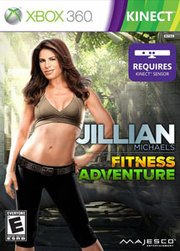 Jillian Michaels- Fitness Adventure para XBOX 360