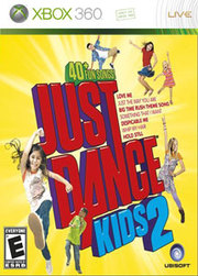 Just Dance Kids 2 para XBOX 360