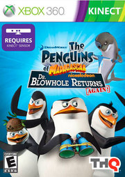 The Penguins of Madagascar: Dr Blowhole Returns - Again!