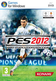 Pro Evolution Soccer 2012 para PC