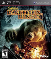 Cabela-s Dangerous Hunts 2011 para PS3