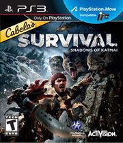 Cabela-s Survival: Shadows of Katmai para PS3