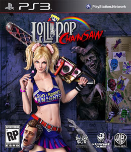Lollipop chainsaw sex