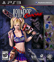 Lollipop Chainsaw para PS3